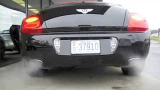 2007 Bentley Continental GT Start Up, Exhaust, and Full Vehicle Tour