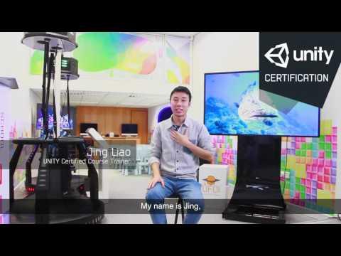 UFO School - Unity Certification Developer Course Introduction