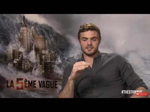 Alex Roe Intervew(the 5th Wave)