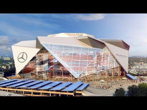 Future MLS Stadiums (Stadiums Under Construction)