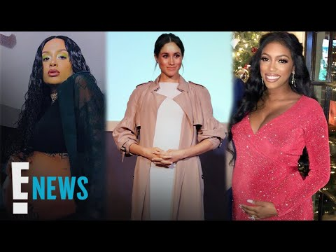 5 Stars Who Are Becoming First-Time Moms in 2019  E News