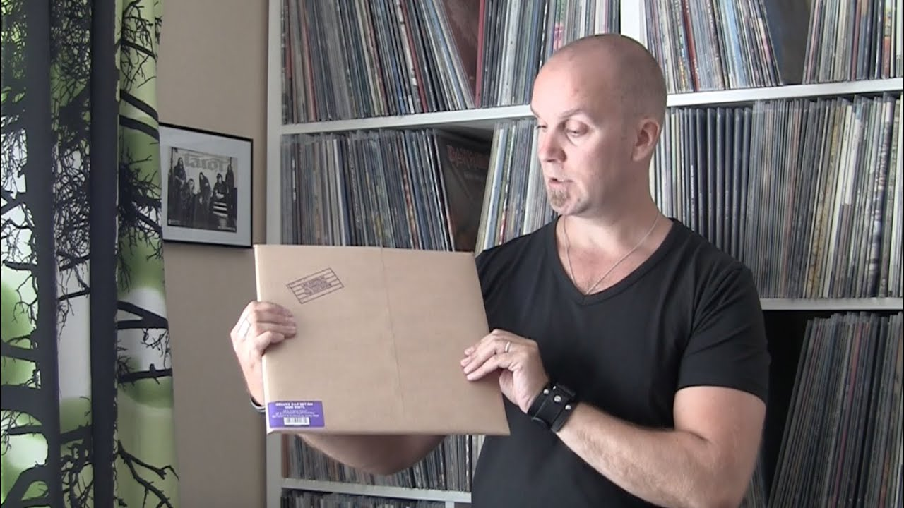 Unboxing The Led Zeppelin Deluxe Edition Vinyl Remasters