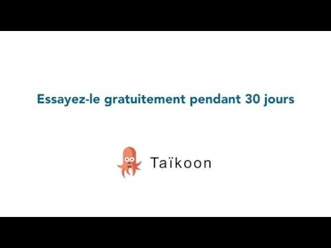Taïkoon - outil de gestion pour les TPE