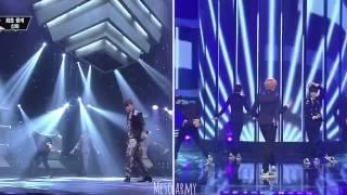 Repeat youtube video BTS dance boy group -This Love (SHINHWA)