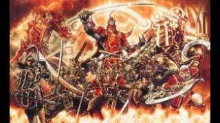 Deck list Sei samurai + Apertura canale