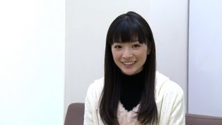 第37回ホリプロタレントスカウトキャラバン 2012 グランプリ受賞の優希...