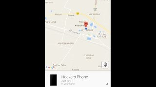 aNDROID DEVICE MANAGER IN HINDI erase locate ring lock