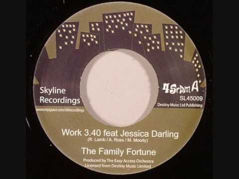 "Family Fortune feat Jessica Darling ""Work"""