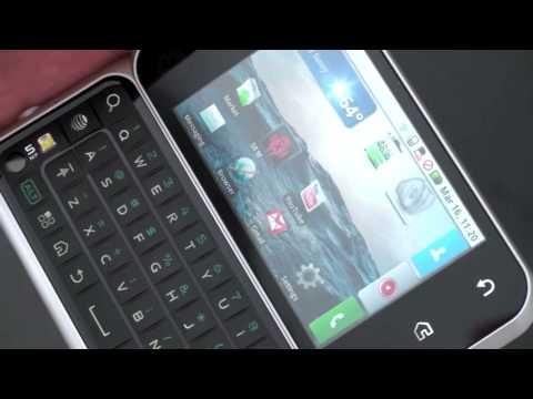 AT&T Motorola Backflip Review