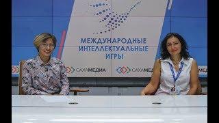 Алла Волынская об исследованиях юных якутян   Акцент