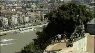 Budapest - The Citadella at Gellért Hill
