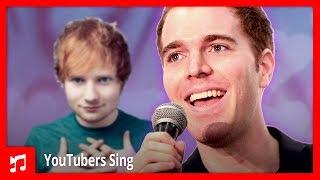 Shane Dawson Singing Shape of You