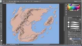 Fantasy Mapmaking Tutorial (2 of 5)