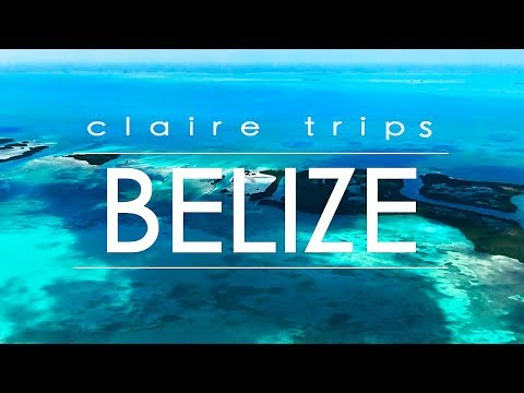 Traveling to Ambergris Caye, Belize!