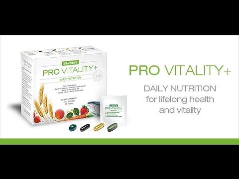 GNLD - Pro Vitality + (Dr. Anjana Srivastava)
