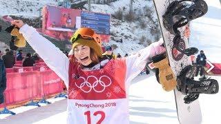 Entertainment News 247 - 平昌五輪2018 - スノーボード 女子ビッグエア予選 藤森着々、2位突破 岩渕堂々、鬼塚楽々