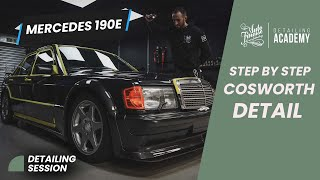 Step by Step Detailing - Mercedes 190e Cosworth by Auto Finesse
