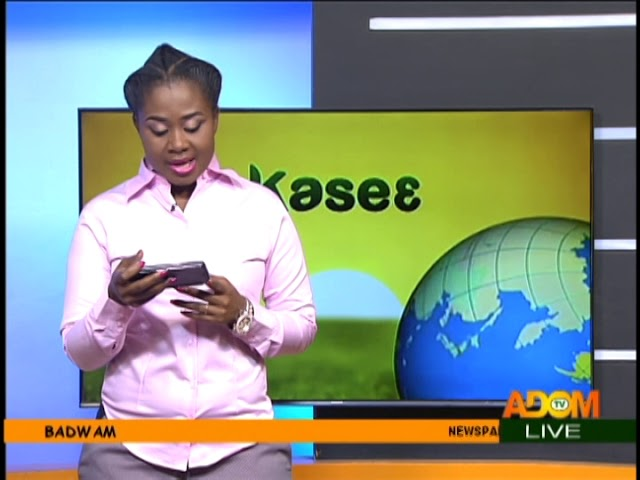 Badwam News on Adom TV (21-2-19)