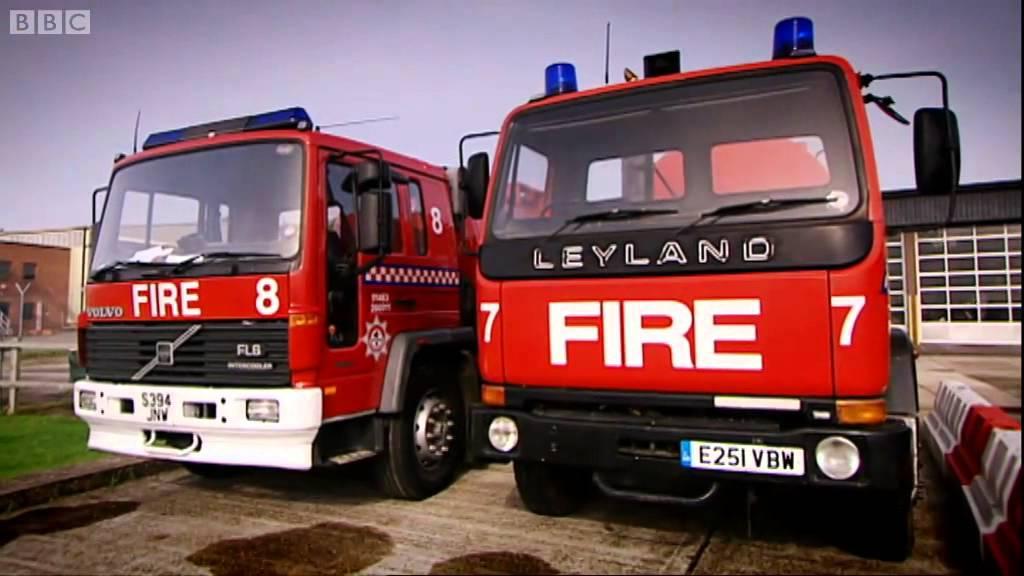WET & WILD! British Leyland Challenge Highlights   Top Gear   Series 10   BBC