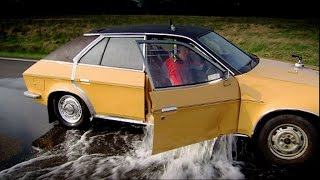 WET & WILD! British Leyland Challenge Highlights | Top Gear | Series 10 | BBC thumbnail