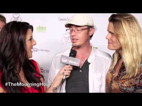 Jason London, Sofia London , The Mourning Hour Screening, Grauman's Egyptian Theatre