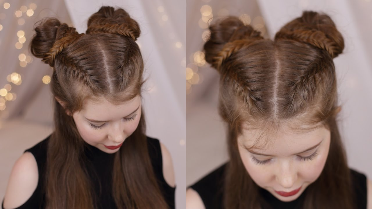 How To Do Space Buns Hairstyle Tips Tricks Tutorials