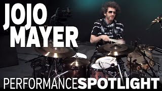 Performance Spotlight: Jojo Mayer