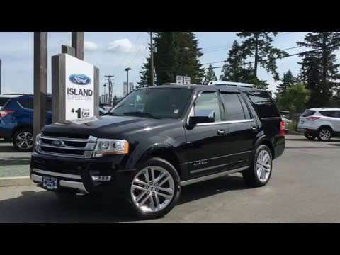 2016 ford expedition platinum review island ford youtube. Black Bedroom Furniture Sets. Home Design Ideas