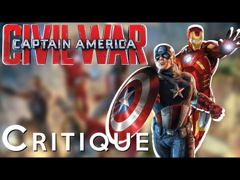 CAPTAIN AMERICA CIVIL WAR : Critique du dernier film Marvel