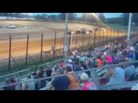 World of Outlaws Late Model B Main  Fayette County Speedway