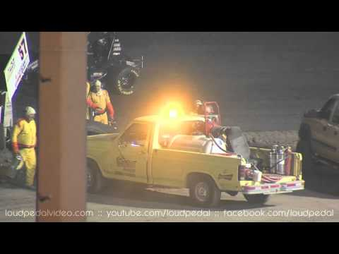 Tulare Thunderbowl Raceway 5-12-12 :: King of the West Sprint Cars