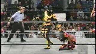 La Parka & Psycosis vs. Rey Mysterio Jr. & Juventud Guerrera thumbnail