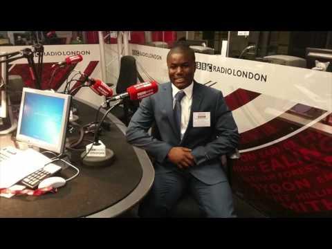 BBC LONDON RADIO Interview