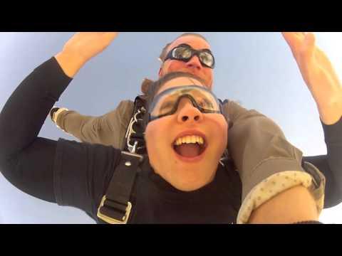 Lindsey Matthews of Stevenson, AL | Tandem Skydive