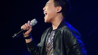 DARREN ESPANTO - I Believe (Soulful Concert 2015: Live @ Music Museum!)
