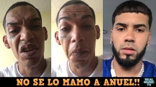"""¡GUERRA! El Dominio Le Tira A Anuel """"Ahora Le Ronca A Los Que Decían Free Anuel"""""""