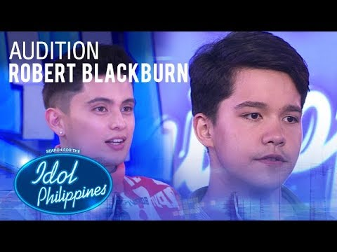 Robert Blackburn -  She Will Be Loved | Idol Philippines 2019 Auditions