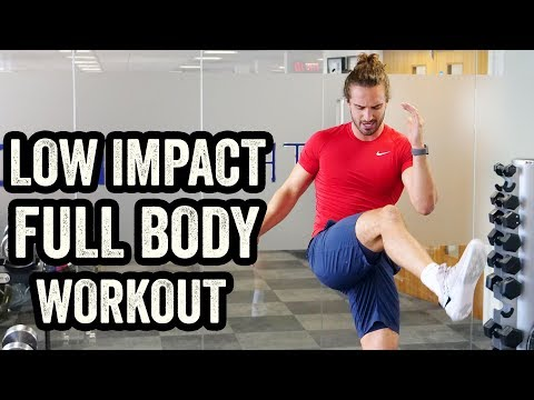 15 Minute Low Impact Home Workout Including Abs | No Equipment | The Body Coach