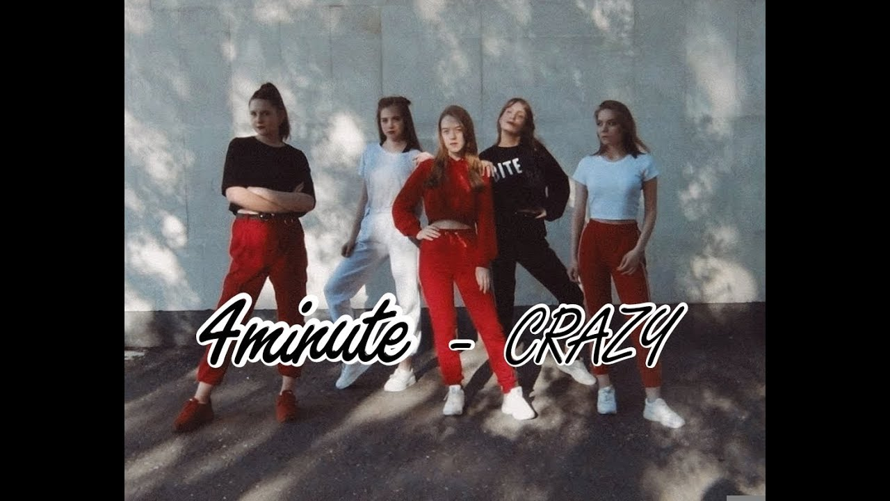Download [K-POP IN PUBLIC] 4MINUTE - CRAZY dance cover by LUMINS