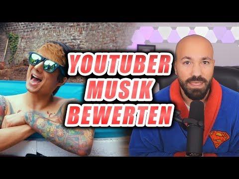 Julien Bam - POOLSONG / Ich bewerte 'MUSIK' von Youtubern