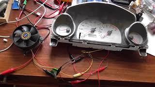 Как проверить спидометр и тахометр в домашних условиях