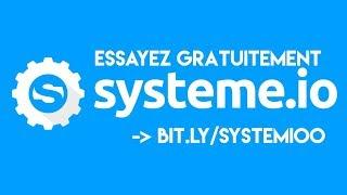 Systeme.io - Clickfunnels Français - Moin Cher & + Performant
