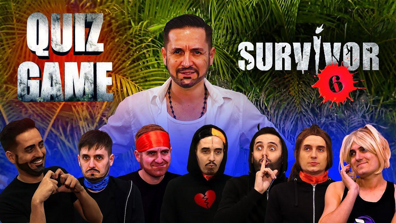 SURVIVOR ROMANIA 2021 - Ep.6 (parodie)