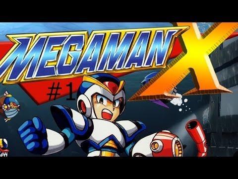 Megaman x O Dia de Sigma Pt-br #1 DUBLADO