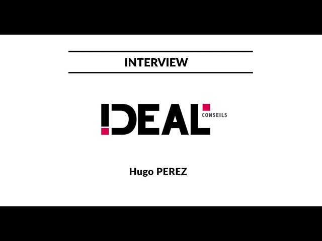 Interview Ideal Conseil - SPA 2021