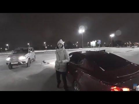 Дрифт, УАЗ Патриот против Lexus IS F
