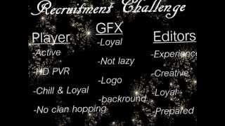 Fluqe Clan Recruitment Challenge