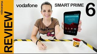 Vodafone Smart Prime 6 review en español