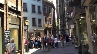 видео город Аахен
