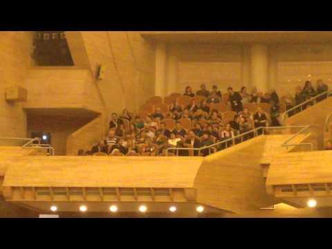 Дом музыки  Светлановский зал  Обзор зала